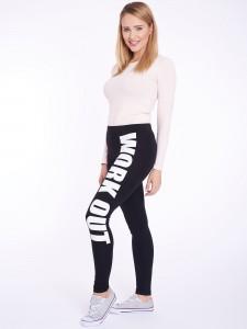 spodnie leginsy